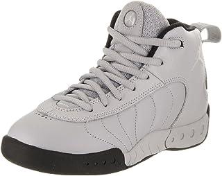 3b62ba83ccdc4f Jordan Jumpman Pro BP Little Kids Shoes Wolf Grey White Black 909419-004