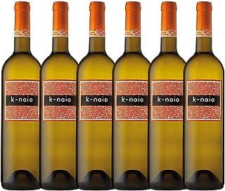 Vino blanco K-Naia   Vino verdejo   Vinos de Rueda   Pack 6 botellas