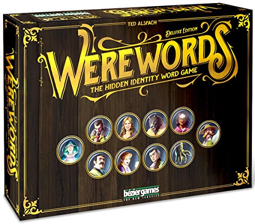 Bezier Games Werewords Deluxe Edition JungleDealsBlog.com