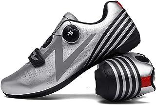 Amazon.es: Plateado - Ciclismo / Aire libre y deporte: Zapatos y ...