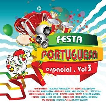 Festa Portuguesa Espacial Vol. 3