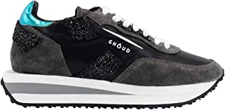 GHOUD Luxury Fashion Womens RXLWNL04 Black Sneakers | Fall Winter 19