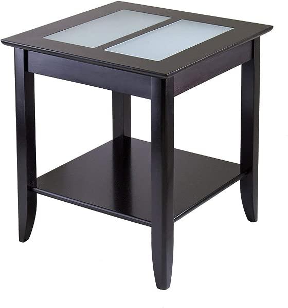 Winsome 92122 Syrah Occasional Table Espresso