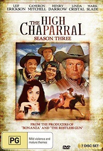 The High Chaparral: Season 3