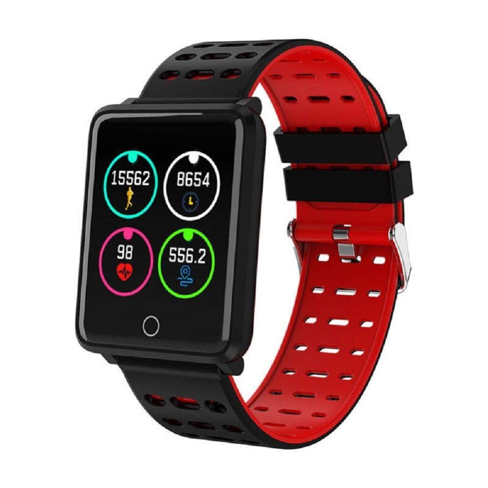 SmartWatch - Reloj cronógrafo Smartband F3 Impermeable Android iOS ...