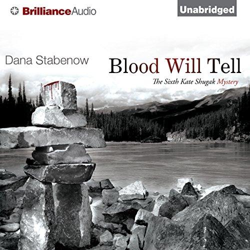 Couverture de Blood Will Tell