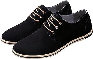 Wealsex Zapatos Oxford Hombre Brogues Hombre Derby Los Colores Mezclados Zapatos De Negocios