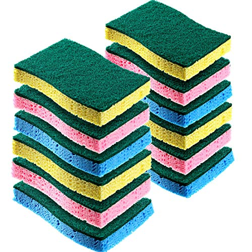 (40% OFF) Dish Scrubbing Sponges 12 Pack $5.39 – Coupon Code