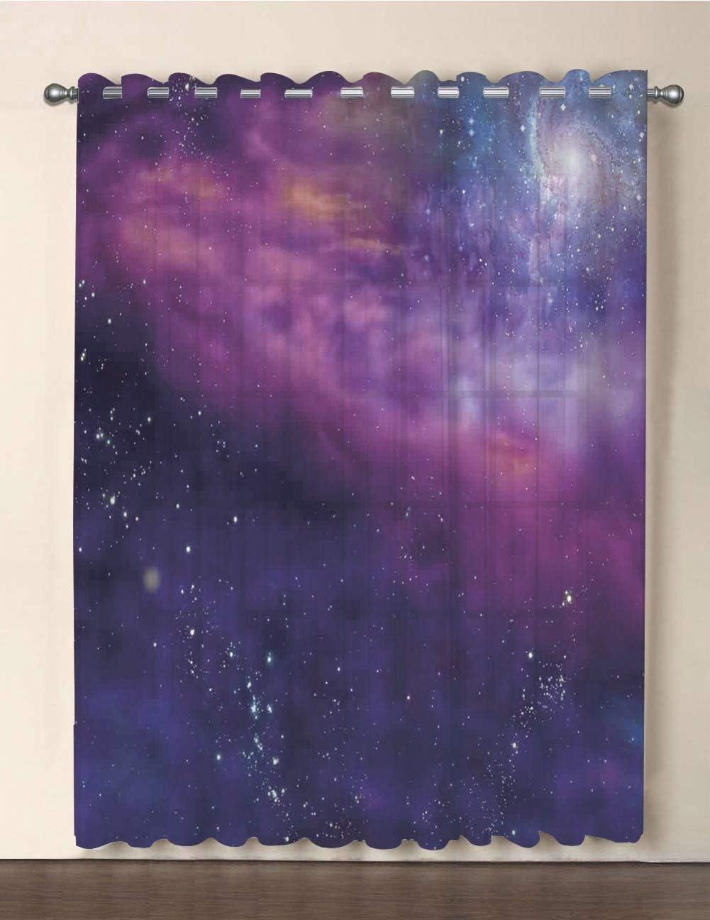 Joy2016 Sheer Voile 大特価 Patio 予約販売 Door Curtain 1 Wide Extra Gromm Panel