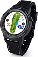 Golf Buddy Aim Golf GPS Watch, Premium Full Color Touchscreen, Preloaded with 40,000 Worldwide Courses, Easy-to-use Golf W...