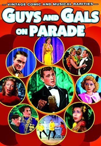 Guys and Gals on Parade: Foolish Hearts / Talent Auction / Bob's Busy Day / Sing with the Stars (1944) / The Game of Love by Bob Hope