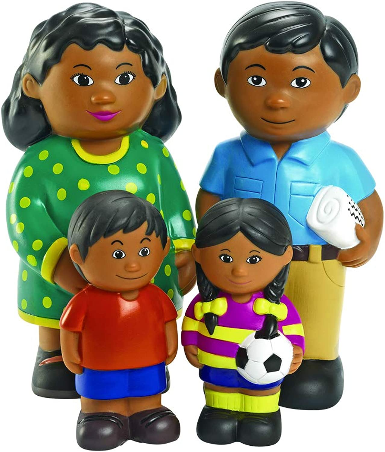 Excellerations SFHS Our Soft Family Dolls Hispanic (4 Stück)