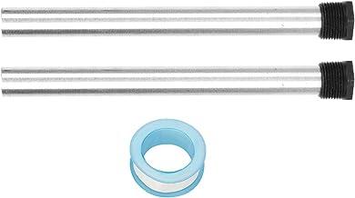 2 stks 21X235mm Magnesium Anode Staaf Binnenwand Roest en Corrosie Boiler Staaf voor Boiler NPT3 / 4 Draad