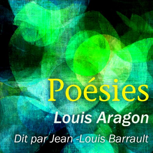 Poésies audiobook cover art