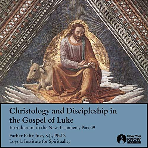 Christology and Discipleship in the Gospel of Luke audiobook cover art