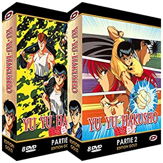 Yu Yu Hakusho - Intégrale - Edition Gold - 2 Coffrets (16 DVD + Livrets) (B006K6ITZG)   Amazon price tracker / tracking, Amazon price history charts, Amazon price watches, Amazon price drop alerts