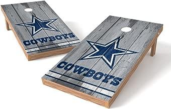 PROLINE NFL 2'x4' Dallas Cowboys Cornhole Set