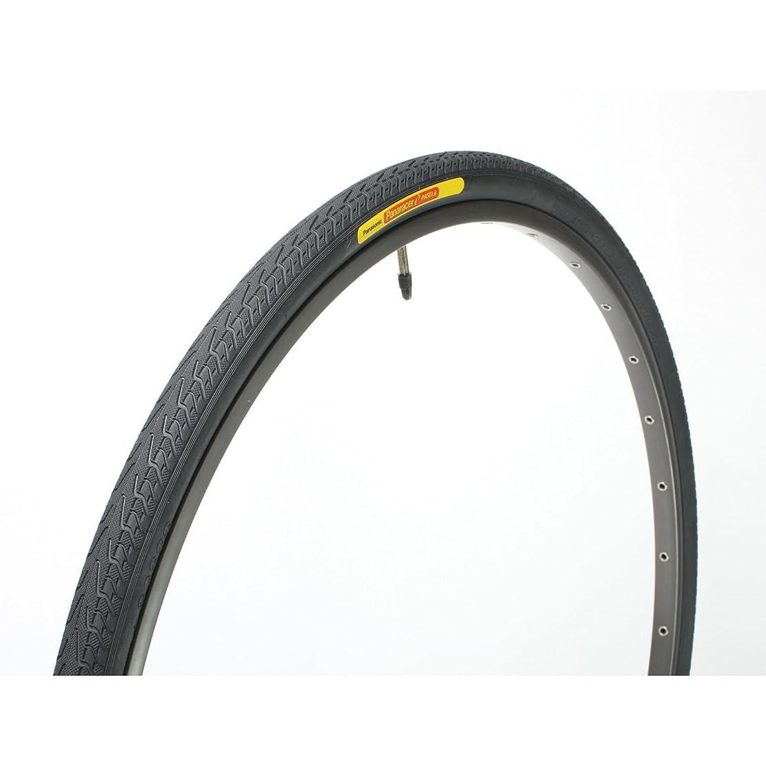 オン無法者床パナレーサー(Panaracer) クリンチャー タイヤ [700×38C] パセラ ブラックス 8W738-18-B ブラック ( クロスバイク シクロクロスバイク / 街乗り 通勤 ツーリング ロングライド用 )
