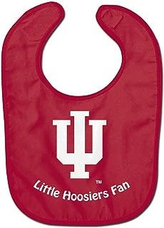 WinCraft NCAA Indiana University WCRA2019714 All Pro Baby Bib