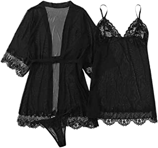 Women Sexy Lingerie Sleepwear Sleep Dress