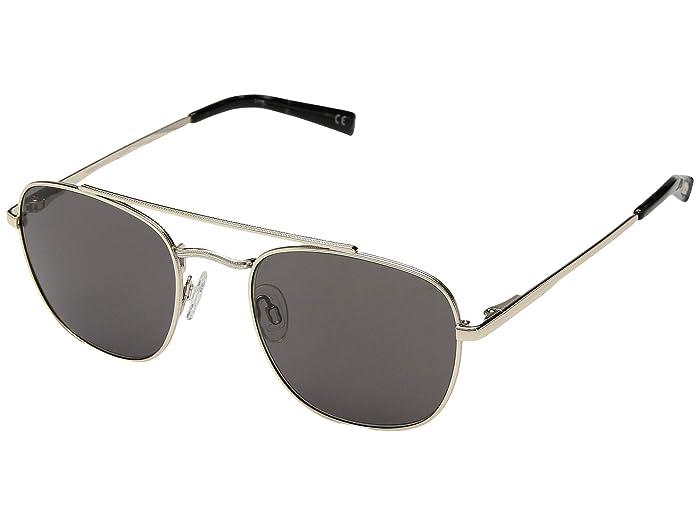 Le Specs Harlem Hustler (Gold) Fashion Sunglasses