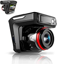 XIAOJIE Driving Recorder Hd 1080P, Car Dvr Dashboard Camera, 2.4 Inches Screen 170°Wide Angle Speed Recorder, Night Vision Loop Recording