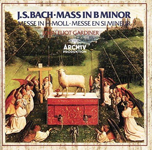 John Eliot Gardiner, English Baroque Soloists, The Monteverdi Choir, Johann Sebastian Bach & Johann Stamitz