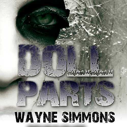 Doll Parts audiobook cover art