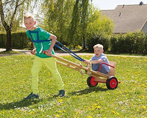SommerMobil Sulky / Handwagen / Kinderkutsche für Kinder