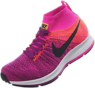nike zoom all out flyknit pink