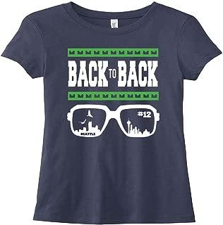 Back 2 Back Seahawks Women's T-Shirt
