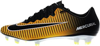 Mercurial Vapor XI FG 831958-801 Laser Orange/White/Black Men's Soccer Cleats (8)
