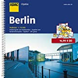ADAC CityAtlas Berlin 1:15 000 (ADAC CityAtlanten 1:15.000)