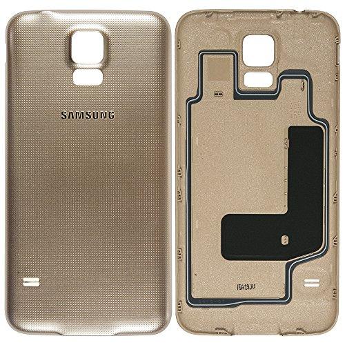 AGI Original Akkufachdeckel Gold für Samsung G903F Galaxy S5 Neo Original