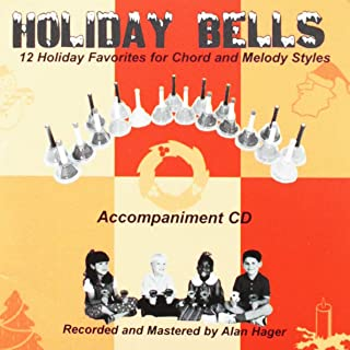 Hager CD - Holiday Bells Christmas Songs (12 Songs; All Ages)