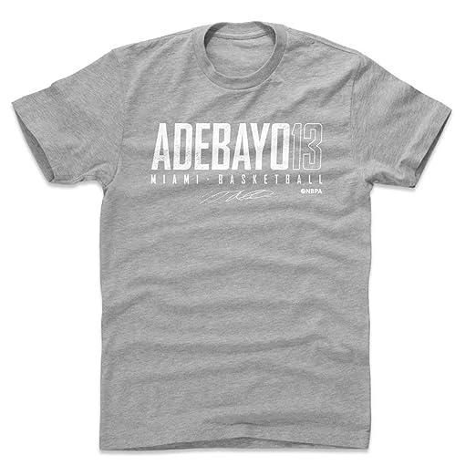 Men/'s Hoodie Bam Adebayo Hoodie Bam Adebayo Adebayo13 W Wht Miami Basketball