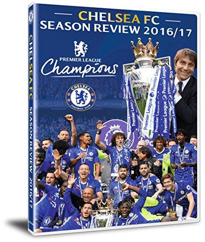 Chelsea FC Season Review 2016/17 (DVD) [UK Import]
