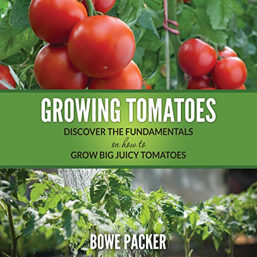 Growing Tomatoes audiobook cover art