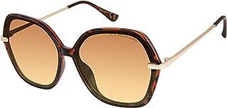 نظارة يو اس بولو اسن PA5056 كبيرة الحجم ، نود كريستال، 65 ملم