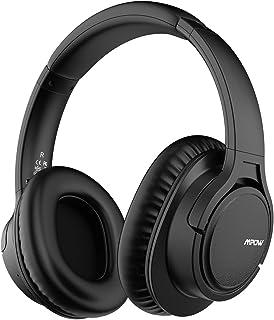 Mpow ヘッドホン H7 bluetooth 4.0 密閉型 15時間再生 ワイヤレス ヘッドセット 40mm HD ドライバーユニット リモコン ・ マイク付き ハンズフリ...