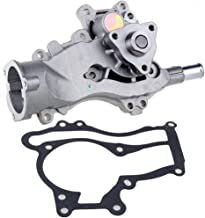 SCITOO Water Pump with Gasket, fits for 2013 2014 Buick Encore 2011-2014 Chevrolet Cruze Sonic 1.4L L4 Water Pump kit