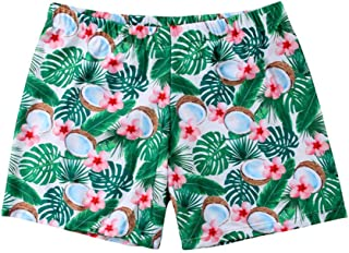 POP-JULU Shorts Swimwear Swimming Trunks Underwear Briefs Pants Men Bathing Beach Shorts