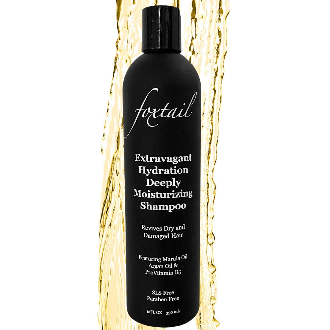 Fixed price for Ranking TOP3 sale FOXTAIL Extravagant Hydration Deeply Shampoo - Bota Moisturizing