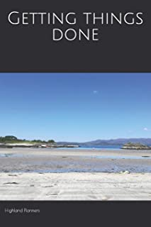 Getting things done.: A book to fill with lists, prioritise your work load and enjoy some light journalling fun.