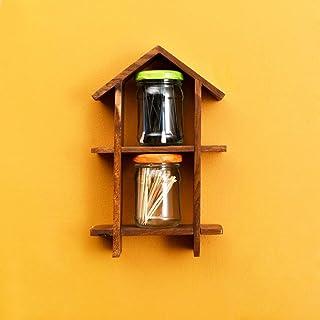 Aakriti Art Creations Washroom Essentials Organiser for Wall