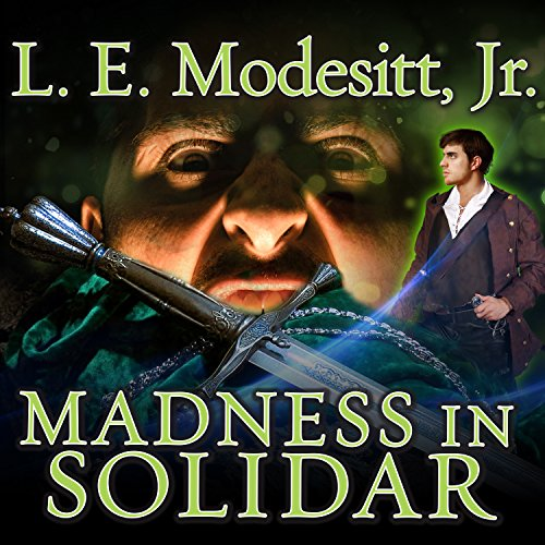 Madness in Solidar audiobook cover art