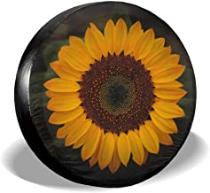 Best jeep spare tire cover sunflower Reviews
