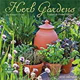 Herb Gardens 2021 Wall Calendar: Recipes & Herbal Folklore