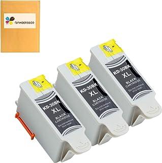 Compatible Kodak 30XL Black Ink Cartridge Replacement for ESP C310 C110 C315 1.2 3.2 3.2S Office 2150 2170 Hero 2.2 3.1 4....