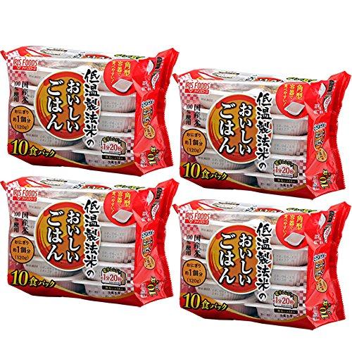 低温製法米のおいしいごはん 120g×40食パック